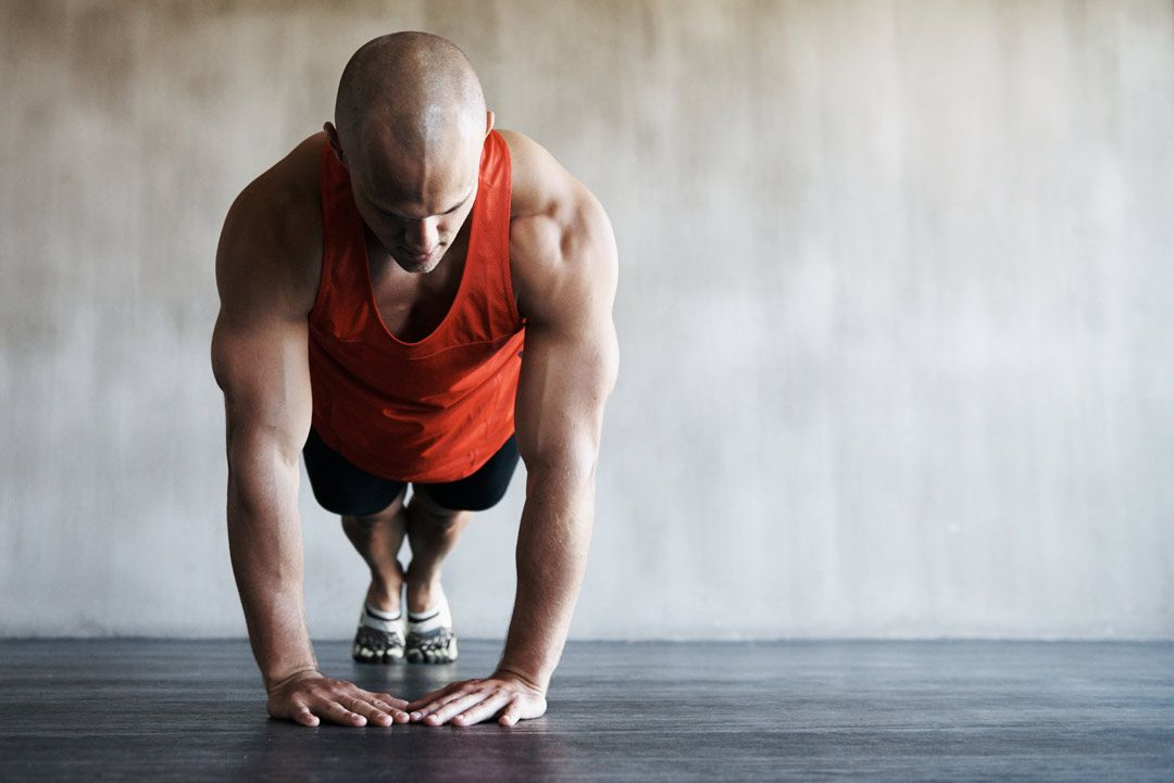 All You Ever Wanted To Know On How To Do A Push Up